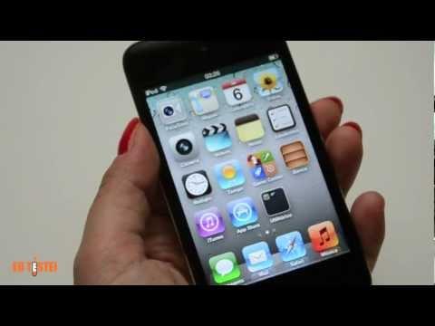 MP3 Player Apple iPod touch 4G - Resenha Brasil