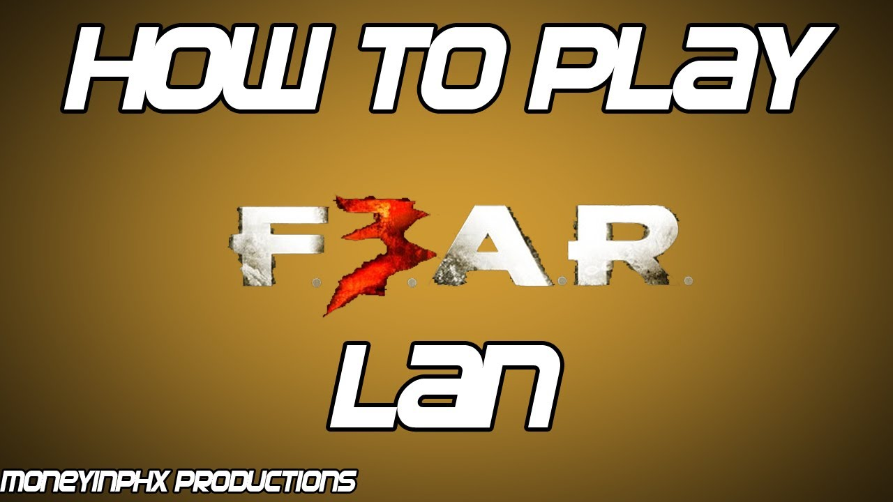 [How To] Play F.E.A.R. 3 LAN Online Tutorial (Tunngle Optional)