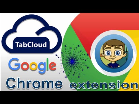 tabcloud-google-chrome-extension