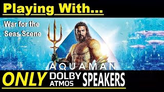 Dolby Atmos - Sound Test #12 - Playing with ONLY in-ceiling Speakers! - Klipsch & SVS Home Theater