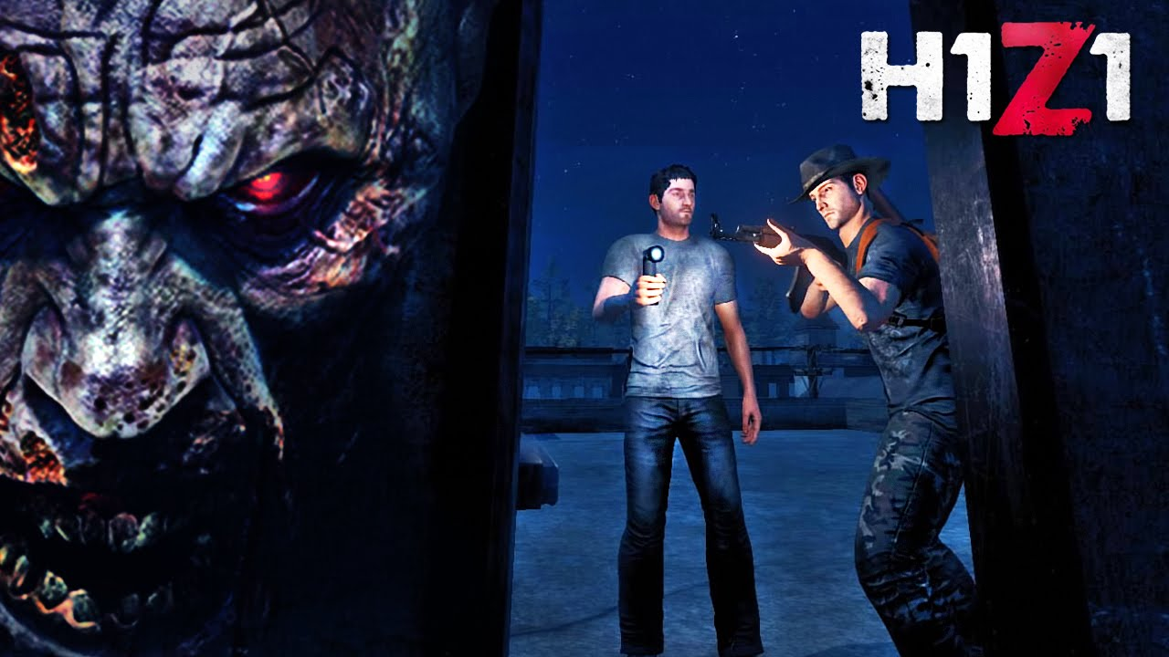 H1Z1 Zombie Survival & Battle Royale Online Gameplay ...