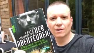 """Buchtipp: """"Der Abenteurer"""" von Fritz Meinecke"""