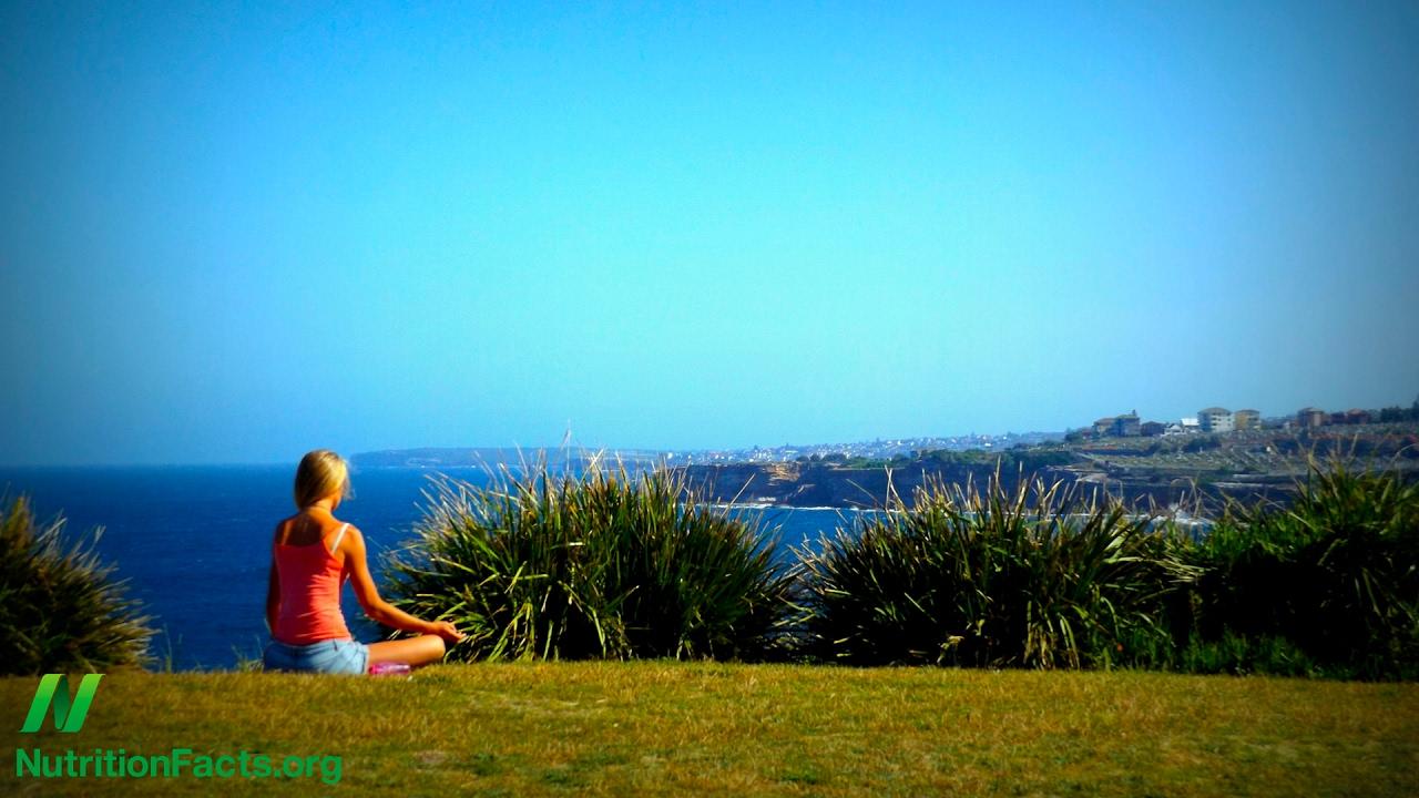 Does Meditation Affect Cellular Aging?
