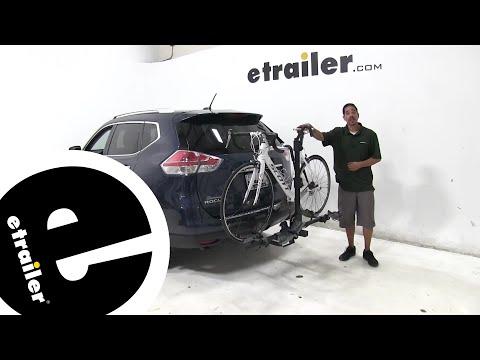 etrailer Swagman Hitch Bike Racks Review - 2016 Nissan Rogue
