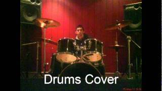 Dj Aligator - Starting Over  Drums Coveri By Faraz X