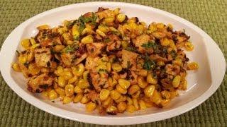 Corn and Paneer ki Sabzi