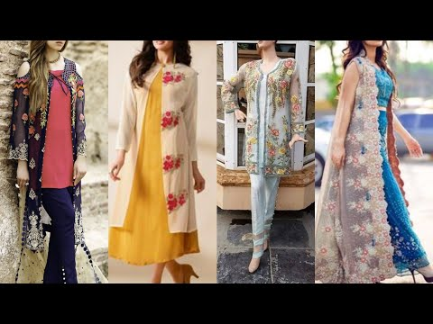 Women's Front Open Double shirt Dresses 2019/Gown Style Open Shirts from YouTube · Duration:  7 minutes 49 seconds