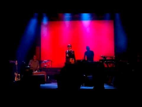 Sarah Kivi & Non-Orchestra Live at Tavastia Helsinki 2013 Sept 13