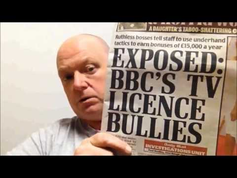 Daily Mail, Exposed: BBC's TV Licence bullies