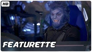 X-men Dark Phoenix Featurette And39how To Fly Jet To Space With Beastand39 2019  Mixfinity International