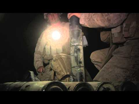 1-7 Marines Night Mortar Mission