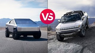 Before you reserve a Tesla Cybertruck or Hummer EV, watch this
