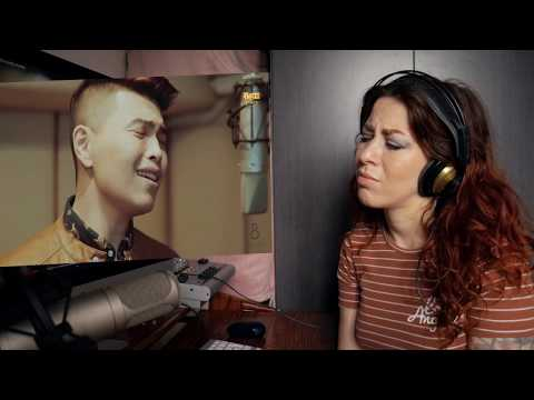 Singer Reacts To Morissette Amon Daryl Ong - You Are The Reason