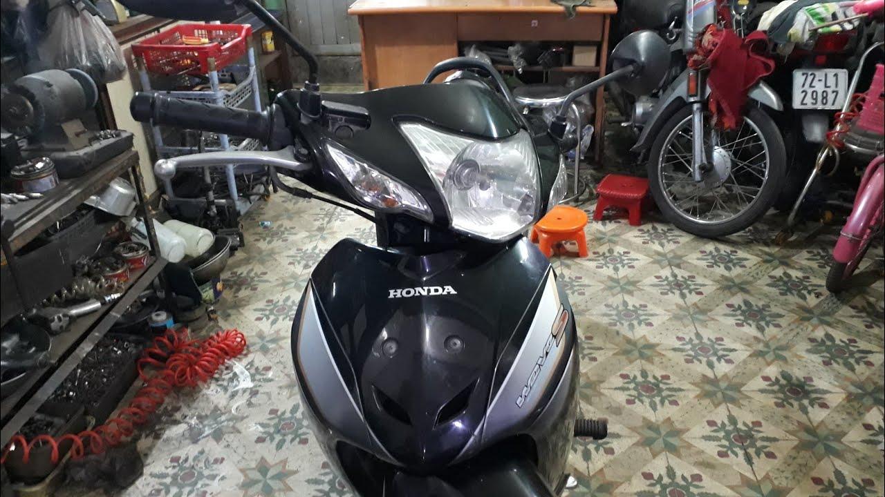 [Xe Máy An Nhiên] Honda WaveS 100cc 2007 BS đẹp BSTP Chính Chủ | 12.800.000vnd |