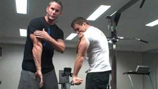 Crazy Tricep Workout-Get Horseshoe Triceps in No Time!