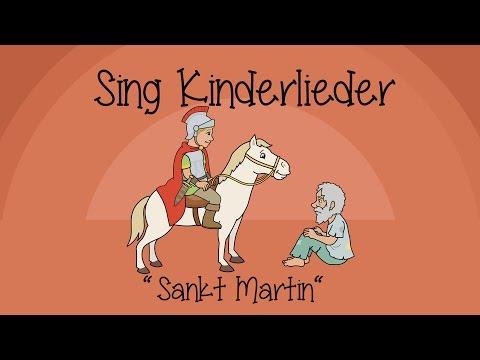 Sankt Martin - Kinderlieder zum Mitsingen | Sing Kinderlieder