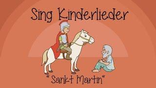 Sankt Martin - Kinderlieder zum Mitsingen | Sing Kinderlieder thumbnail