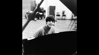The Beatles in the recording studio (Sept. 30th 1964) Every Little Thing