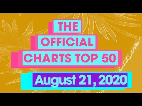 Download UK Official Singles Chart Top 50 (21st August, 2020)
