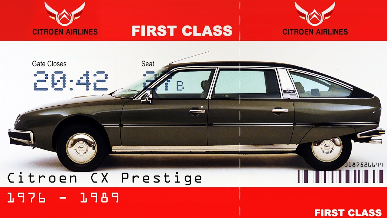 CX Prestige: Travelling First Class
