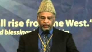 Recitation of Holy Quran & Poem, Saturday Evening, West Coast Jalsa Salana USA 2011