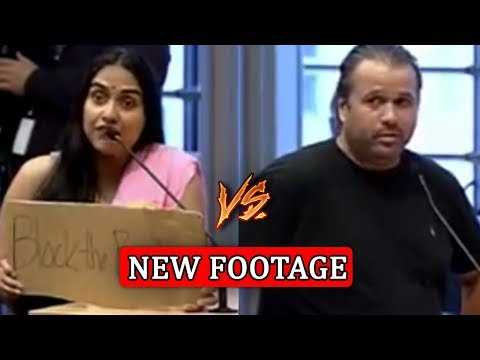 New Revealing Footage of Hugh Mungus VS Zarna Debate