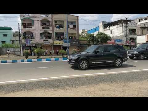 Honorable PM Modi Arrived at Indore for Ashra Mubarak (Kaafila)
