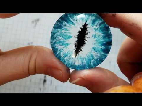 DIY Dragon Eye PopSocket