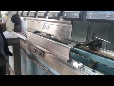 Cnc Büküm Makinasi (Fason Cnc Abkant Büküm)
