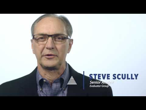 Meet Steve Scully, Senior Analyst at Evaluator Group