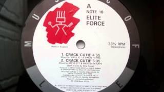 Elite Force - Crack Cutie (1988)
