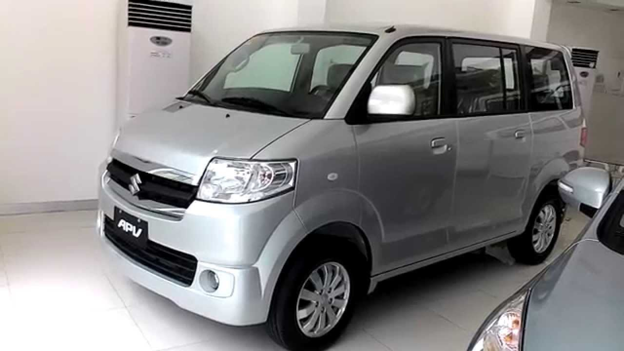 Suzuki Apv Glx Review Color Silver Youtube