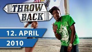 SO HÖRTEN sich die CHARTS am 12.04.2010 an l Throwback Thursday