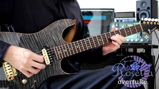 overtuRe/Roselia Guitar cover【Bang Dream!】