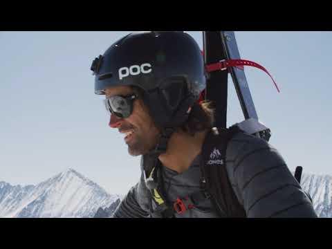 Jeremy Jones Shreds Montana's Crazy Mountains