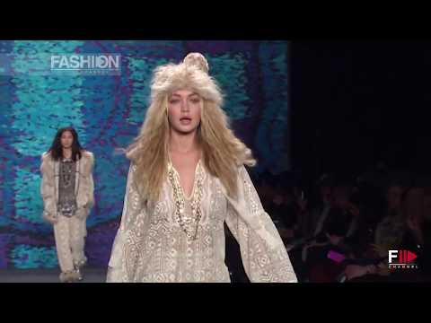 GIGI HADID Model by Fashion Channel