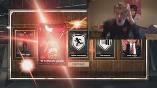 BEST NBA 2K15 PACK OPENING OF ALL TIME!!