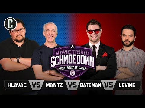 Movie Release Dates Iron Man: Hlavac VS Mantz VS Bateman VS Levine - Movie Trivia Schmoedown