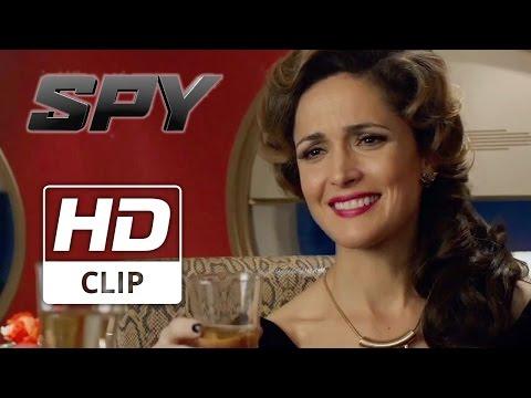 "Spy | Official Clip ""Sad Clown"" | 2015"