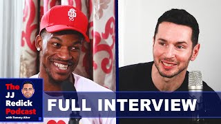 Jimmy Butler on His FallingOut With Philly and Being a 'Villain' in the NBA | The JJ Redick Podcast