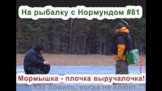Мормышка  - палочка выручалочка! На рыбалку с Нормундом #81