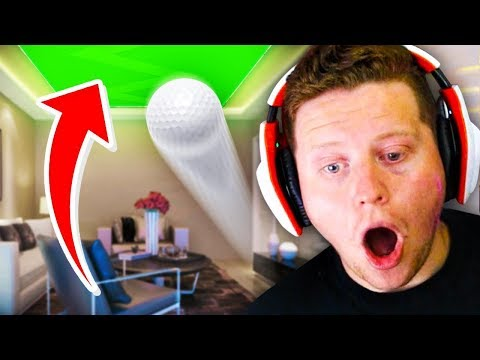 ANTI-GRAVITY MINI GOLF! (Golf It!)
