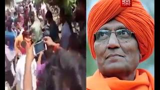 Activist Swami Agnivesh Assaulted