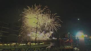 The Tall Ships Races 2017. Лето, море, корабли...
