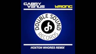 Gabry Venus - Wrong (hoxton whores dub mix)