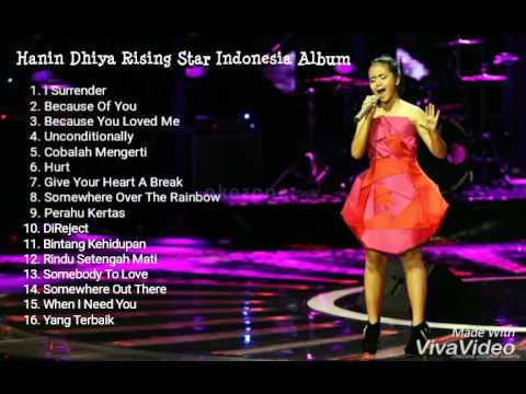 Hanin Dhiya Rising Star Indonesia Full Album