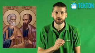 Santo Del Día 29 De Junio: San Pedro Y San Pablo  Santo De Hoy