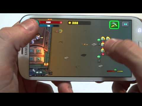Zombie Defense Android Gameplay & Review - Fliptroniks.com