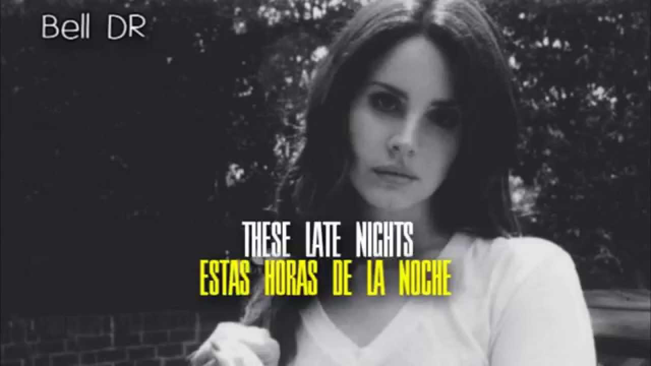 English spanish lyrics
