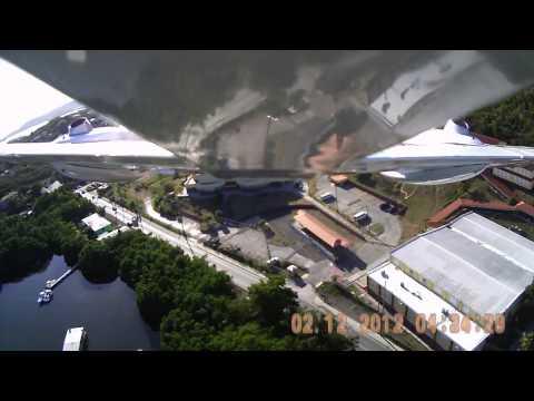 E Flight Duces Wild Bottom View St. Thomas U.S. Virgin Islands